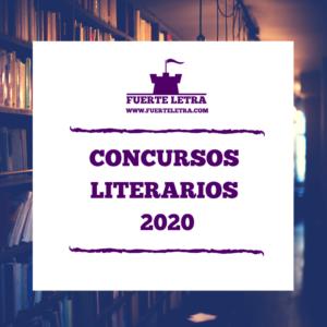 Concursos literarios en Islas Canarias (actualizado 2020)