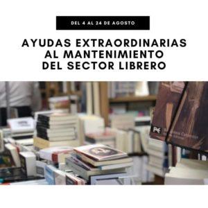 Ayudas extraordinarias al sector librero de Canarias