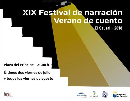 Verano de cuento se despide con la Mini Feria del Libro y con las funciones de Néstor Bolaños y de Teatro del Eclipse
