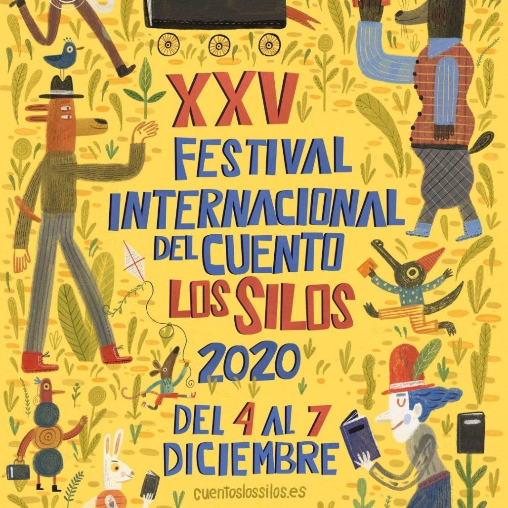 Programa del Festival de cuentos de Los Silos