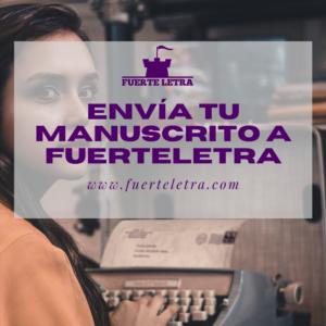 Abierta la recepción de manuscritos a escritores canarias en Fuerte Letra