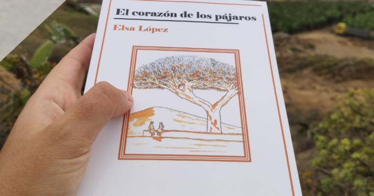 Reseña El Corazón de los pájaros de Elsa López